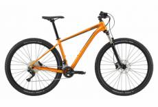 Vtt semi rigide cannondale trail 4 27 5 shimano 2x10v crush 2020 s 154 162 cm