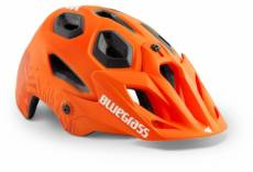 Casque all mountain bluegrass golden eyes orange mat s 52 57 cm