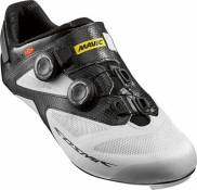 Chaussures route Mavic Cosmic Ultimate II SPD-SL 2018 - Blanc - UK 4