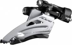 Shimano M3120 Alivio Double Front Derailleur - Side Pull High Clamp