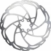 Hayes D-Series Disc Rotor - Argent - 160mm