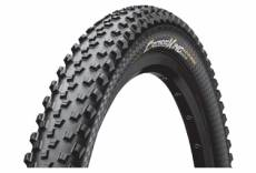 Pneu vtt continental cross king protection 27 5 plus tubeless ready souple blackchili 2 80