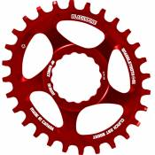 Plateau Blackspire Snaggletooth NW Cinch Oval BOOST - 28t Rouge