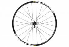 Mavic roue arriere crossride fts x 6tr 27 5 axe 135x9mm qr shimano sram