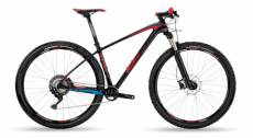 Vtt semi rigide bh ultimate rc 6 0 carbon 29 shimano xt 11v noir rouge 2019 m 164 177 cm