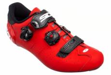 Chaussures route sidi ergo 5 rouge mat 43