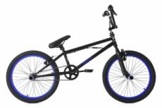 Bmx freestyle 20 yakuza noir bleu ks cycling 6 9