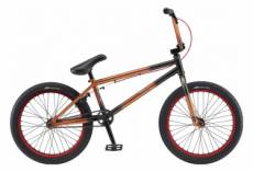 Bmx freestyle gt conway team comp 21 marron 2020