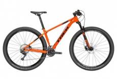 Vtt semi ride trek 2018 procaliber 6 29 shimano slx m7000 11v orange noir 17 5 pouces 161 172 cm