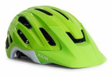 Casque kask caipi lime m 52 58 cm