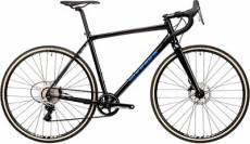 Vélo de cyclo-cross Vitus Energie CR (Rival) 2020 - Black - Blue Chameleon - XL