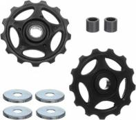 Shimano RD-M410 Alivio 8 Speed Jockey Wheels - Noir - 13T