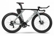 Velo de triathlon bmc timemachine 01 disc one sram force etap axs 12v 700 mm gris airforce 2021 m l 178 188 cm