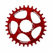 Blackspire Snaggletooth NW Cinch Chainring BOOST - Rouge - Direct Mount, Rouge