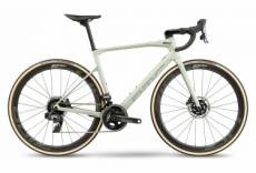 Velo de route bmc roadmachine 01 three sram force etap axs 12v 700 mm vert sand 2021 56 cm 178 186 cm