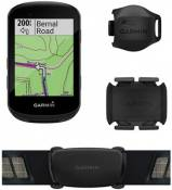 Garmin Edge 530 Performance Bundle 2019 - Noir