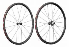Paire de roues vision metron 30 sl tubeless ready 9x100 9x130mm corps shimano sram