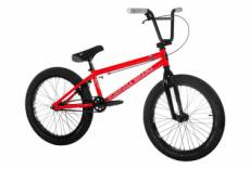 Bmx freestyle subrosa altus light red rouge 2020