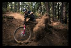 Roue avant mavic deemax pro 29 15x100mm edition limitee sam hill