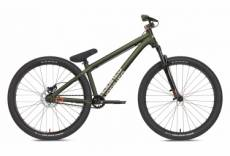 Velo de dirt ns bikes movement 3 single speed 26 vert kaki 2020 unique 165 190 cm