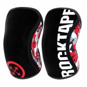 Genouillères Rocktape Assassin (5 mm) - XS Red Camo