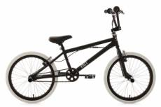 Bmx freestyle ks cycling fatt 20 noir blanc