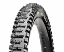 Pneu maxxis minion dhr ii 26 dual exo protection tubeless ready souple 2 80