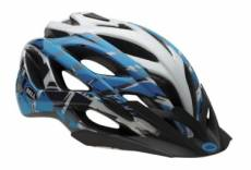 Casque bell sequence bleu blanc l 58 62 cm