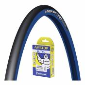 Michelin Pro 4 Service Course Blue Tyre + Tube