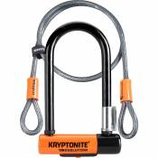 Antivol Kryptonite Evolution Mini 7 avec câble Kryptoflex