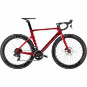 Vélo de route Vitus ZX-1 EVO CRS (eTap AXS, Force) 2021 - Candy Red - XL, Candy Red