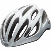 Casque de route Bell Draft (MIPS) - One Size White/Silver MY19