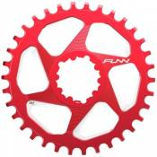 Funn Solo DX Narrow Wide Chainring BOOST - Rouge - 34t