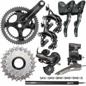Groupe Campagnolo Record EPS V3 - 52/36 x 12-27T 170mm Noir