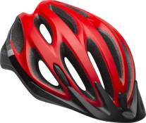 Casque Bell Traverse Rouge Crimson