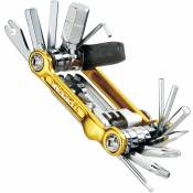 Multi-Outils Topeak Mini 20 Pro - Or - 20 Function, Or