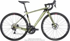 Orro Terra C 8070 Di2 R700 Adventure Bike 2020 - Vert métallique - XL