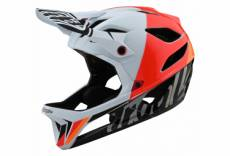 Casque integral troy lee designs stage blanc xs s 54 56 cm