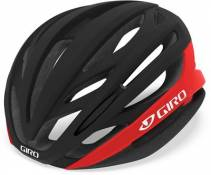 Casque de route Giro Syntax (MIPS) 2019 - Black-Red 20