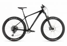 Vtt semi rigide cube reaction tm race 27 5 plus sram nx eagle 12v noir gris 2019 16 pouces 161 170 cm