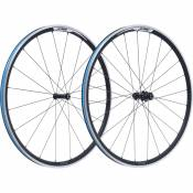 Paire de roues de route Prime Pro - 700c 11 Speed Black Anodised