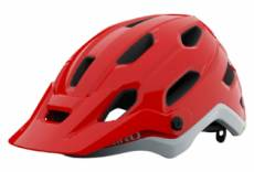 Casque all mountain giro source mips rouge trim mat 2021 m 55 59 cm
