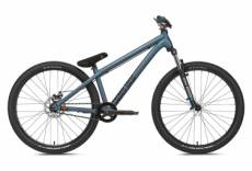 Velo de dirt ns bikes zircus sharkskin single speed 26 bleu sharkskin 2020 unique 165 190 cm