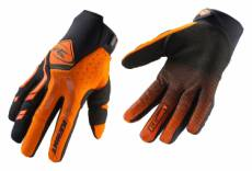 Gants longs kenny performance orange noir xs