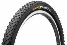 Continental pneu x king 26 souple protection black chili tubeless ready 2 20