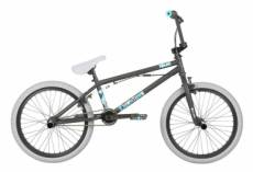 Bmx freestyle haro downtown dlx 20 5 noir mat 2019