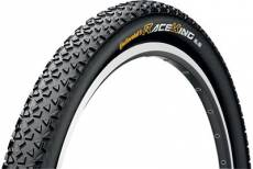 Pneu VTT 26 Continental Race King - tringle large - Noir - 27.5\