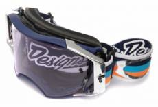 Masque oakley airbrake mtb tld premix bleu orange prizm low light ref oo7107