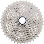 Shimano M4100 Deore 10 Speed Cassette - Argent - 11-46t