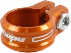 Vis de selle et raccord rapide Hope - Orange - 31.8mm